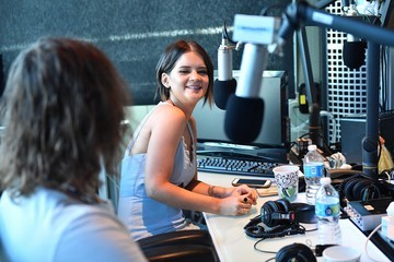Storme Warren Maren Morris Performs Live on SiriusXM's The Highway Channel at the SiriusXM Studios in Nashville