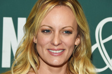 Stormy Daniels Stormy Daniels Signs Copies Of Her New Book 'Full Disclosure'