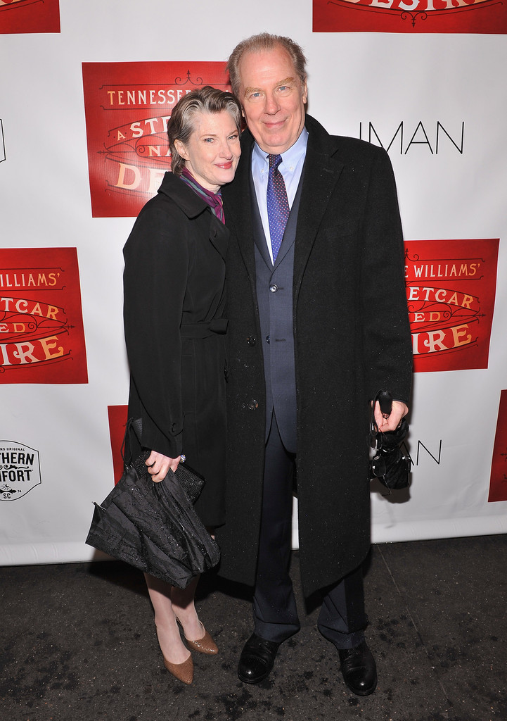 "Annette O'Toole and Michael McKean Photos - ""A Streetcar Named ..."