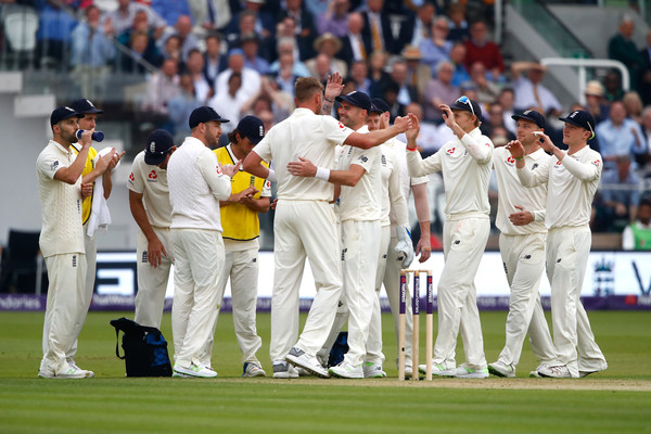 England vs. Pakistan: 1st Test - Day One