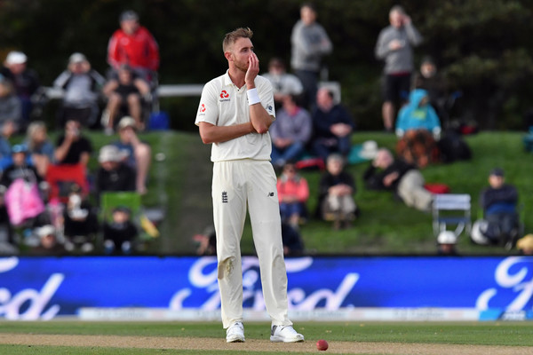 New Zealand vs. England - 2nd Test: Day 2
