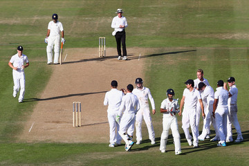 Stuart Broad England v India: 3rd Investec Test