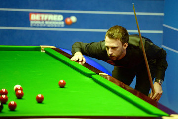Stuart Carrington 2015 Betfred World Snooker Championship - Day 5