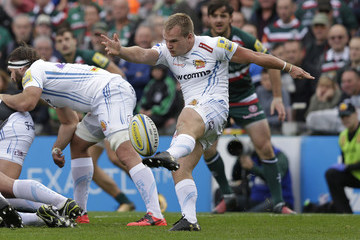 Stuart Townsend Leicester Tigers v Exeter Chiefs - Aviva Premiership