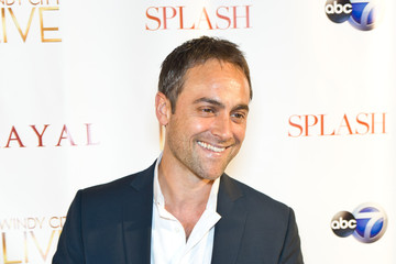 Stuart Townsend 'Betrayal' Series Premiere Party in Chicago