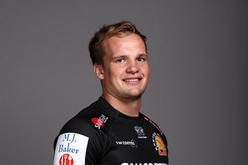 Stuart Townsend Exeter Chiefs Photocall