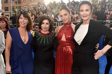 Sue Kroll Premiere of Warner Bros. Pictures' 'Wonder Woman' - Red Carpet