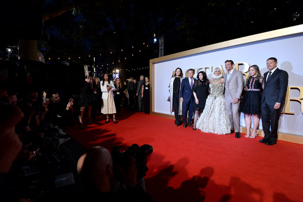 'A Star Is Born' UK Premiere