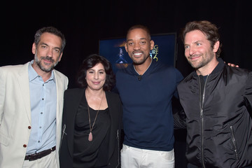 Sue Kroll Bradley Cooper CinemaCon 2016 - Warner Bros. Pictures Invites You to 'The Big Picture'