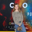"Sugar Lyn Beard National Geographic's Los Angeles Premiere Of ""Cosmos: Possible Worlds"""