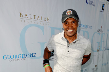 Sugar Ray Leonard 10th Annual George Lopez Celebrity Golf Classic