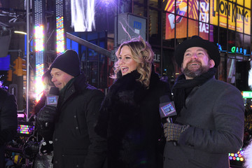 Sugarland ABC's Coverage of Dick Clark's New Year's Rockin' Eve with Ryan Seacrest 2018