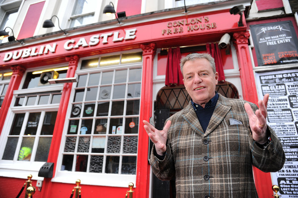 Madness Present PRS for Muisc Heritage Award to Dublin Castle in Camden