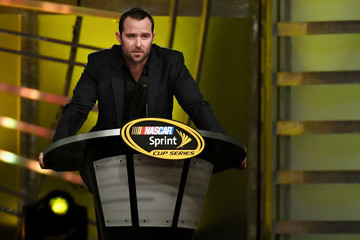 Sullivan Stapleton NASCAR Sprint Cup Series Awards - Show