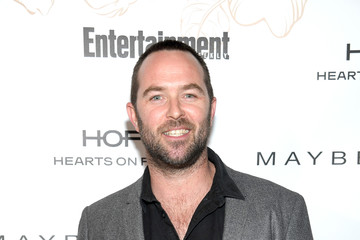 Sullivan Stapleton Entertainment Weekly Celebrates Screen Actors Guild Award Nominees at Chateau Marmont Sponsored by Maybelline New York - Arrivals