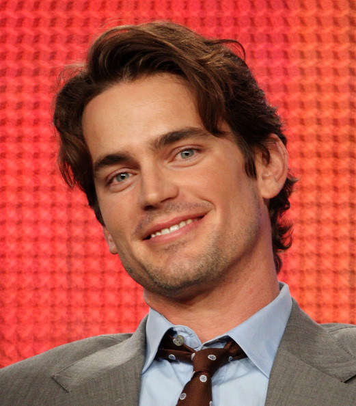 "Matt Bomer Actor Matt Bomer of the television show ""White Collar"" speaks"