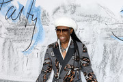 Nile Rodgers attends The Summer Party 2019, Presented By Serpentine Galleries And Chanel, at The Serpentine Gallery on June 25, 2019 in London, England.