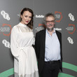 Keeley Hawes and Stephen Poliakoff Photos