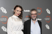 Keeley Hawes and Stephen Poliakoff Photos Photo