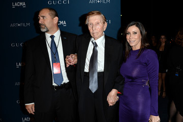Sumner Redstone LACMA 2013 Art + Film Gala Honoring Martin Scorsese And David Hockney Presented By Gucci - Red Carpet