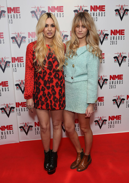 Red Carpet Arrivals at the NME Awards
