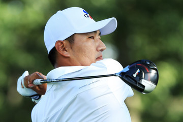 Sung Kang The Northern Trust - Round One