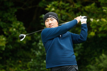 Sung Kang 146th Open Championship - Day One