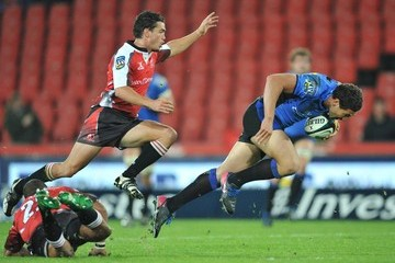 Jacques Coetzee Super 14 Rd 12 - Lions v Western Force