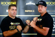 Super 8 Boxing Press Conference Thumbnails - Pictures - Zimbio