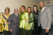 (L-R) Jacky Clark-Chisholm, Honoree Pastor Rance Allen, Dorinda Clark-Cole, Karen Clark Sheard, EVP Head of Programming at BET, Connie Orlando and Donnie McClurkin at BET Presents 19th Annual Super Bowl Gospel Celebration at Bethel University on February 1, 2018 in St Paul, Minnesota.