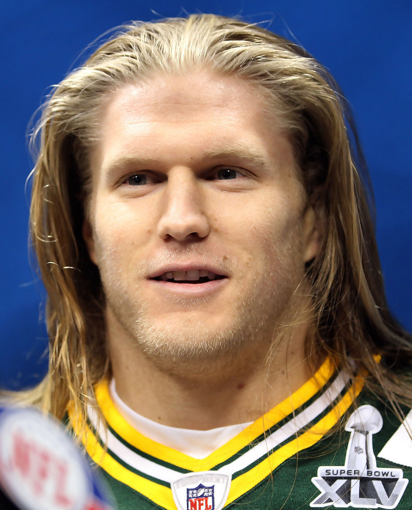 Clay Matthews Photos Super Bowl Xlv Media Day 535 Of 628 Zimbio