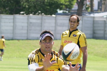 Paul Bosch Super Rugby: DHL Stormers Training Session
