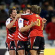 JC Janse van Rensburg and Patric Cilliers Photos