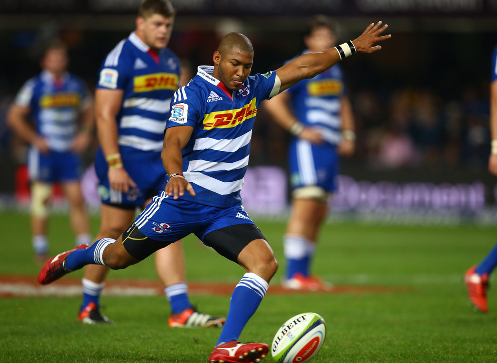 Stormers Picture: Kurt Coleman In Super Rugby Rd 18
