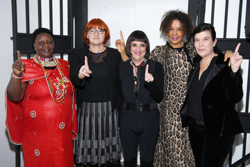 Susan Celia Swan V20: My Revolution Lives in This Body Activist Evening Featuring Eve Ensler And Global Activists Rada Boric, Christine Schuler Deschryver, Rada Boric - A V-Day 20th Anniversary Event