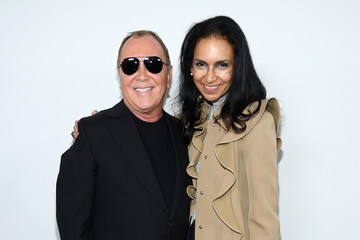 Susan Fales-Hill Michael Kors Collection Fall 2020 Runway Show - Backstage