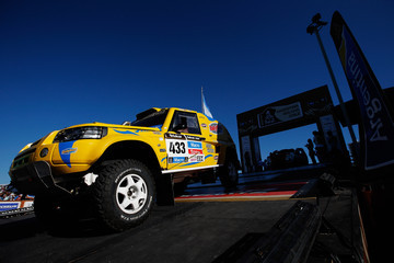 Susan Jones 2014 Dakar Rally - Previews