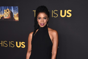 Susan Kelechi Watson An Evening With 'This Is Us' - Red Carpet