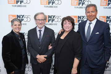 Susan Lacy 55th New York Film Festival - 'Spielberg' - Arrivals