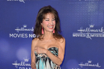 Susan Lucci Hallmark Channel And Hallmark Movies And Mysteries Summer 2019 TCA Press Tour Event - Arrivals