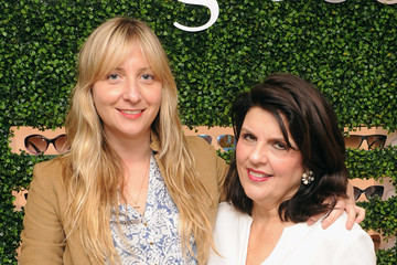 Susan Miller Celebs Celebrate Mother's Day at the Sunglass Hut