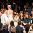 Susan Plagemann Carolina Herrera - Front Row - Mercedes-Benz Fashion Week Spring 2015