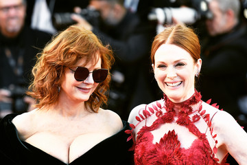 Susan Sarandon Instant View - The 70th Annual Cannes Film Festival