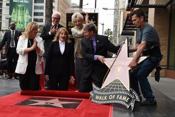 Susan Seaforth Hayes Deidre Hall Honored With Star On The Hollywood Walk of Fame