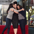 Susan Silverman Sarah Silverman Is Honored With A Star On The Hollywood Walk Of Fame