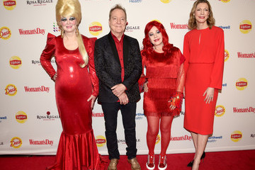 Susan Spencer Woman's Day Celebrates 17th Annual Red Dress Awards - Arrivals