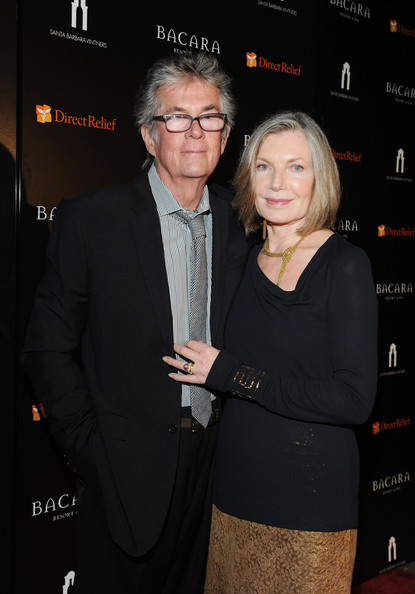 Susan Sullivan with cool, Husband Connell Cowan