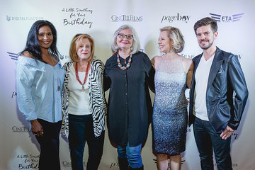 Susan Walters 'A Little Something for Your Birthday' Houston Premiere