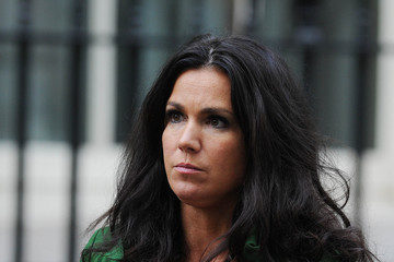 Susanna Reid Arrivals at Downing Street Christmas Party