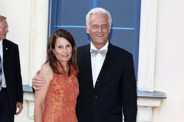 Susanne Ramsauer Arrivals at the Bayreuth Festival Opening